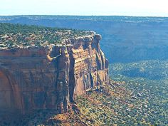 Colorado National Monument, Planning a Trip To Grand Junction, CO? Here's how we did it.