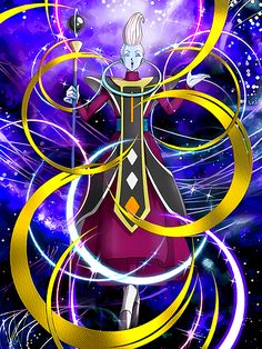 """[Guide to the New Beyond] Whis """"Oh ho ho! A valiant effort, I must say."""""""