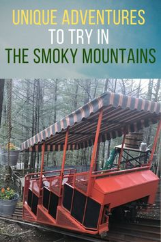 Learn more about the unique adventures and hidden gems in the Great Smoky Mountain region in Tennessee that are family-friendly and fun for all thrill levels. Gatlinburg Vacation, Tennessee Vacation, Gatlinburg Tennessee, Tennessee Cabins, Smoky Mountains Tennessee, Great Smoky Mountains, East Tennessee, Smoky Mountain National Park, Smokey Mountain