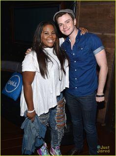 Chris and Amber