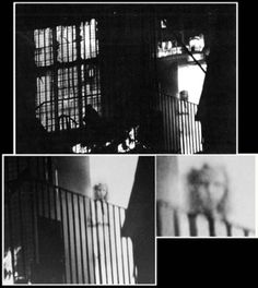 Taken in 1995, this is a picture from a burnt-out building. The girl is believed to be Jane, who died in 1677 after starting an accidental fire. Well, while we believe it to be a real ghost, some call it a classic example of smoke creating illusion.  10 Horrifying Ghost Photos and Their Stories | TodayOutlook.com