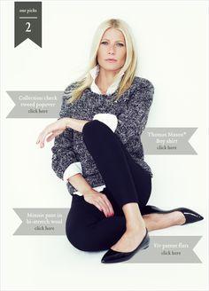 Fall fashion and shopping at J.Crew   goop.com