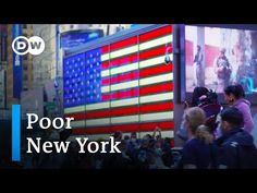 Poor in New York – survival and the city   DW Documentary - YouTube Documentary, Clean House, Survival, Advertising, Politics, New York, News, City, World