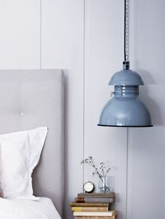 Nordic Enamel Pendant Light
