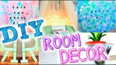 diy bedroom decor - YouTube
