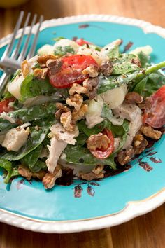 Sugar & Spice by Celeste: Smoked Chicken Salad