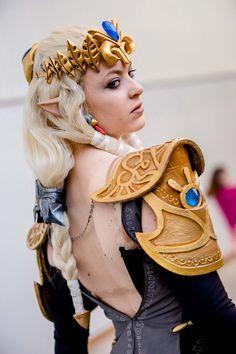 She's not a so nice girl, princess Zelda ! by Narayu