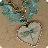 Patera Dragonfly Necklace Kits