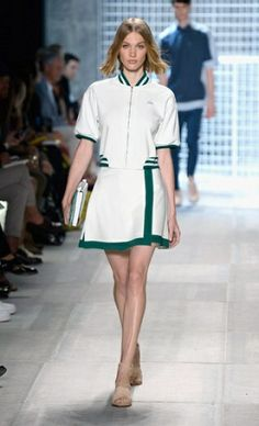 Lacoste | Mercedes-Benz Fashion Week New York http://www.mydesignweek.eu/mercedes-benz-fashion-week-new-york/#.UvTwQ_l_vHU