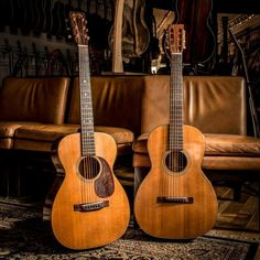 A vintage Martin Guitar is truly a work of art