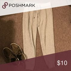 Joggers Super soft! Only worn a couple of times. Great condition! Aeropostale Pants Track Pants & Joggers