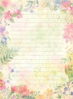 Бумага для писем 1