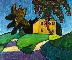 "Past Masters: Gabriele Münter of the Blue Riders"" - Gallery Walk ..."