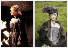 """This dress was first seen in the film """"Musketeers"""" and was later used again in """"The Tudors.""""   #Musketeers #TheTudors #Costume"""