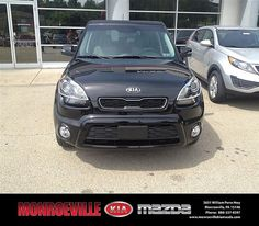 Thank you to Lutisha Gibbs Clinton on the 2013 Kia Soul from Andrew (Mickey) Mulheren and everyone at Monroeville Kia Mazda!
