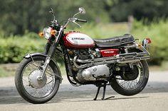 Kawasaki W2 650 ff