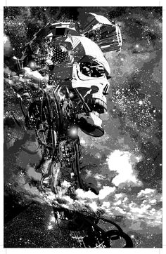brianmichaelbendis:TUESDAY BOMB DROP!(because I didn't get to it last Friday)Guardians of Knowhere 1 art by Mike Deodato Joon- ya!Told you it was a good one!