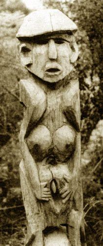Older male nudists