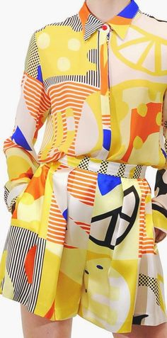 patternprints journal: PRINTS, PATTERNS AND SURFACES FROM NEW YORK FASHION WEEK (WOMAN COLLECTIONS SPRING/SUMMER 2015) /Novis.
