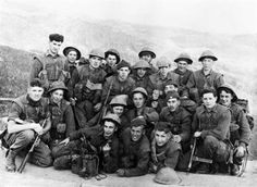 Black Watch Platoon in Korea