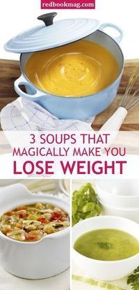 LOW CALORIE AND HEALTHY SOUP RECIPES: No starving, just healthy eating. Three words: Pass the spoon! Click through for these easy and healthy soup recipes including Butternut Squash soup, Bean and Spinach soup, and Spicy Country-Vegetable soup. No Calorie Foods, Low Calorie Recipes, Diet Recipes, Cooking Recipes, Low Calorie Soups, Spinach Recipes, Low Calorie Vegetables, Vegetarian Recipes, Diet Foods