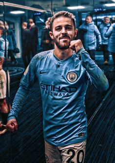 Best Football Players, Good Soccer Players, World Football, Funny Soccer Videos, Soccer Gifs, Bernardo Silva, Argentina Football Team, Neymar, Manchester City Wallpaper