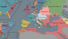 Fantasy Map Generator, Fantasy World Map, Imaginary Maps, Geography Map, Country Maps, Multiple Images, Alternate History, Fictional World, Europe