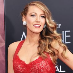 Blake Lively's Genius Hair Hack Won't Cost You A Cent
