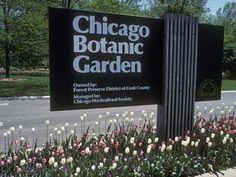 1980- Chicago Botanic Garden officially named    The Botanic Garden of the Chicago Horticultural Society was formally dedicated as the Chicago Botanic Garden.