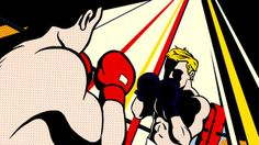 Mill+'s Carl Addy directs this explosive new Roy Lichtenstein inspired spot for Credit Suisse.