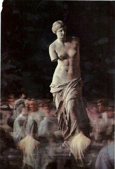 Venus de Milo, the Louvre, Paris