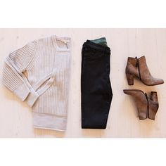 Cozy up with the new @iroparis Magic Sweater ($375.00), @goldsignjeans  Lure Skinny Jean ($220.00), and the @ndcmadebyhand Snyder Softy Boot ($555.00)! Snag these fall staples by calling 1.877.342.6474 to order! #dianiboutique #sbstyle #fall #staples #booties #waxedskinnies