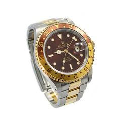 """Rolex Oyster Perpetual GMT-Master II """"Root Beer"""" 16713"""