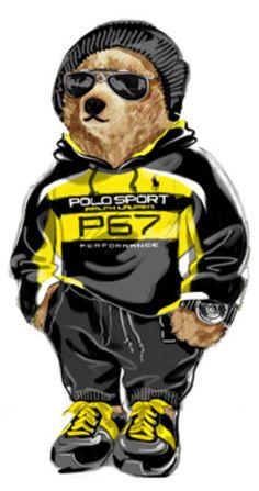 2016 Polo Sport Bear