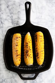 Grilled Corn on the Cob - wonderfully flavorful and done in 10 minutes!