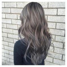 Grey Ash Brown Hair, Brown Hair Shades, Brown Blonde Hair, Light Brown Hair, Brown Hair Colors, Brunette Hair, Hair Color Ash Grey, Cool Tone Brown Hair, Silver Ash Hair