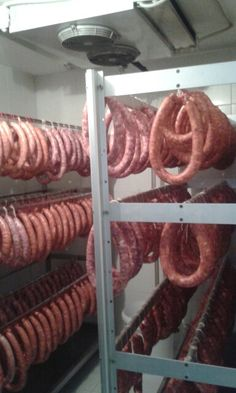 Salsiccia fresca senza conservanti 100 % qualità italiana pronta per l essiccazione da macelleria De Maso Maurizio