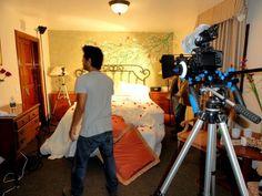 Video musical, Habitación