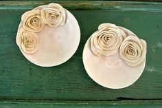 Ring dish--Caroline Ceramics