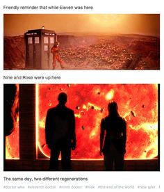 Hide/End of the World Parallels