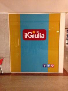 Nuovi lavori al Centro Commerciale Il Giulia