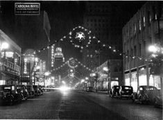 Christmas Memories in Winston-Salem: Part 1 - Winston-Salem