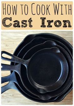 Fun camp cooking dishes are an especially excellent activity for family camp outs. On a household camping trip, enjoyable camp cooking recipes can be tried at the end of a day while you are taking pleasure in the campfire. Cast Iron Care, Cast Iron Pot, Cast Iron Cookware, It Cast, Cast Iron Skillet Cooking, Iron Skillet Recipes, Cast Iron Recipes, Cooking With Cast Iron, Skillet Meals