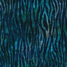 RKC Artisan Batiks Kalahari Savannah Grass Water