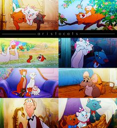 A movie to watch on repeat. Who doesn't love The Aristocats? loved it and really funny!