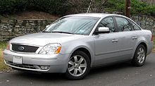 Ford Five Hundred - Wikipedia, the free encyclopedia