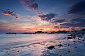 Iona, Scotland : Sunset On The Beach - 69286015