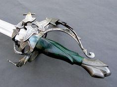 Ivy Hilt Sword 2