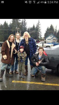 Alaskan Bush People — right-now-03:   ❤️❤️❤️❤️❤️❤️