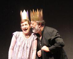 Patrizia Ercole con Roberto Piumini